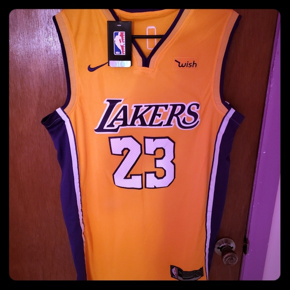 best sneakers 57ac1 865ed Lebron James Nike Jersey NWT